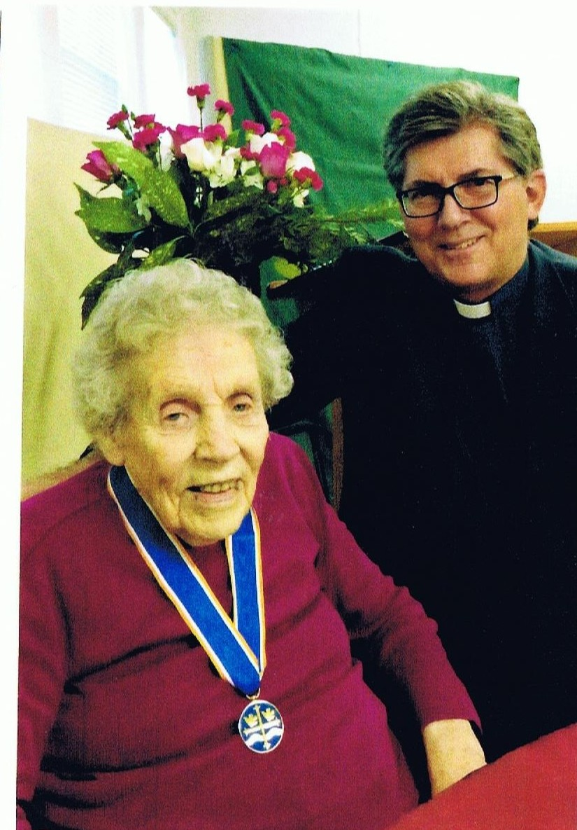 Funeral Services for Dorothy Saunier