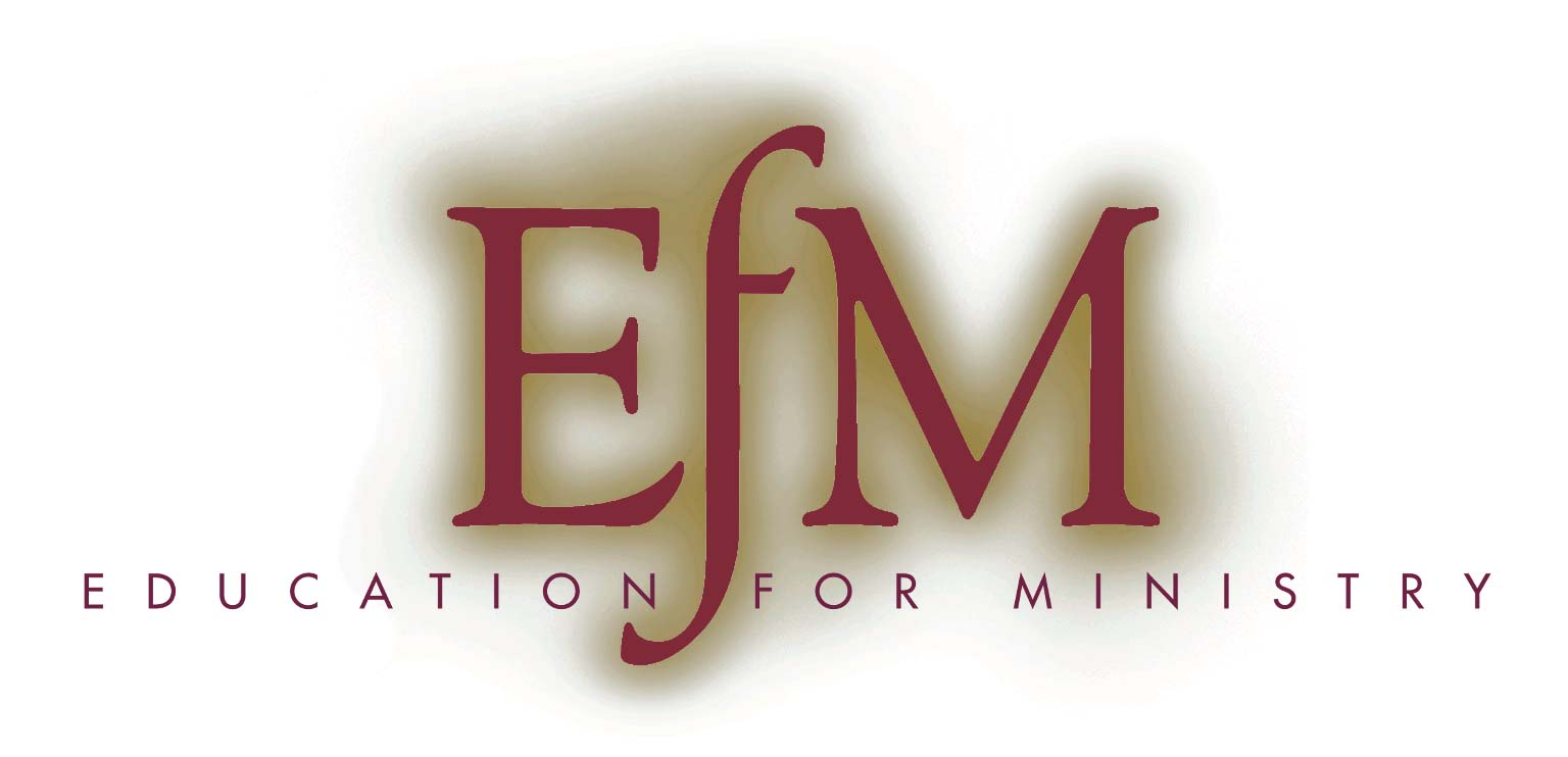 EfM GRADUATION SERVICE - June 15th 7:30pm