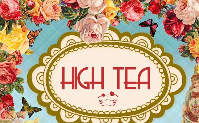 High Tea at St. John's - August 17th, 2016