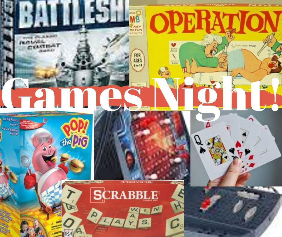 All-Ages Games Night